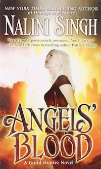 Angels Blood by Nalini SIngh