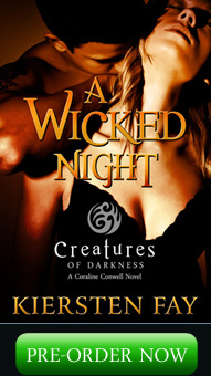 Preorder A Wicked Night