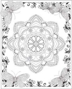 AdultColoringBookPage6