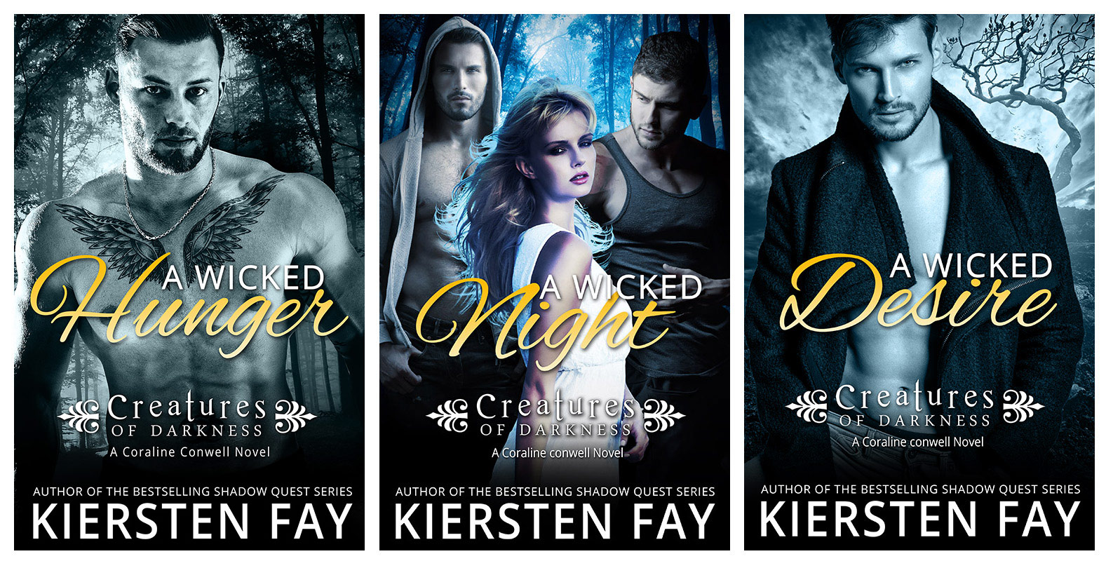 Beautiful Darkness Book Cover ~ New book covers for the romance series creatures of darkness
