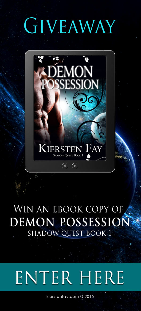 Win An Ebook Copy of the Sci-fi Romance Demon Possession