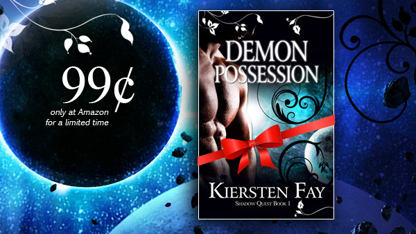 Demon Possession is on sale for the holidays.