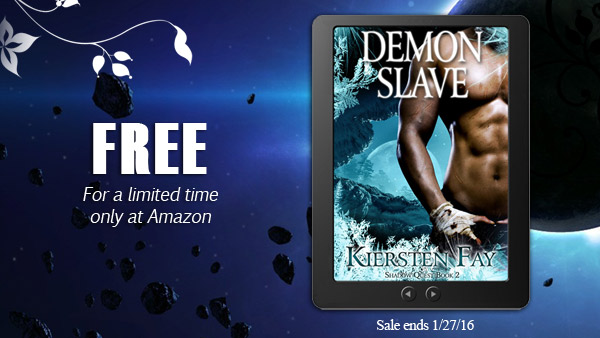 Demon Slave is FREE for a limited time only at Amazon