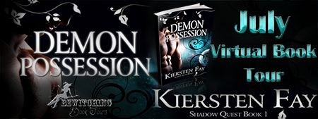 Demon Possesion Banner 450 x 169