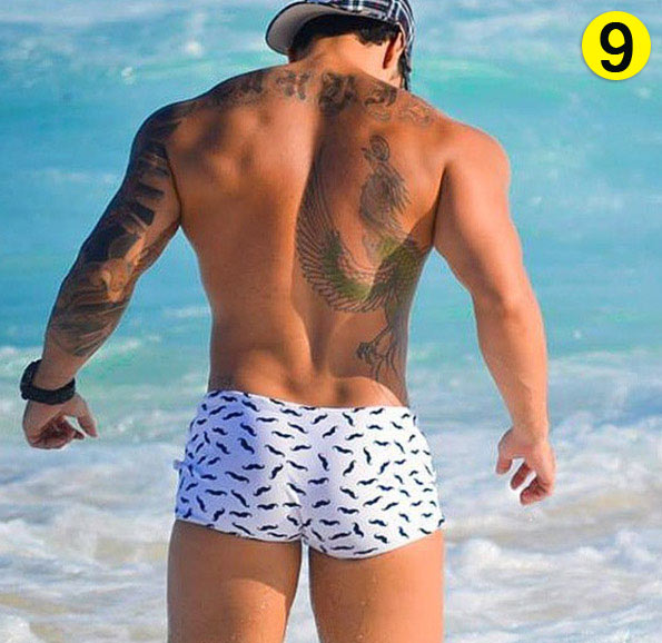10 Men Not Afraid to Show Off Their Assets #9