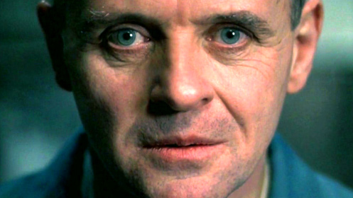 14 Characters You Hate to Love & Love to Hate - #1 Anthony Hopkins as Hannibal Lecter