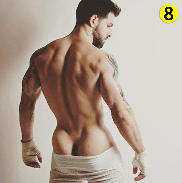 10 Men Not Afraid to Show Off Their Assets #8