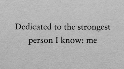 8 of The Funniest Book Dedications You Will Ever Read - #4