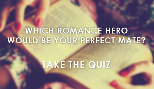 Which Romance Hero Would Be Your Perfect Mate
