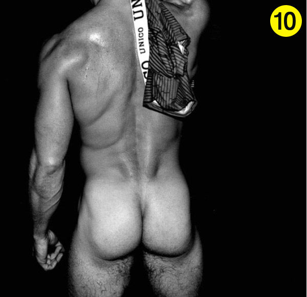 10 Men Not Afraid to Show Off Their Assets #10