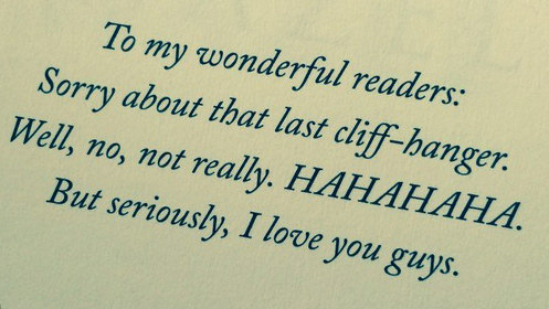 8 of The Funniest Book Dedications You Will Ever Read - #1
