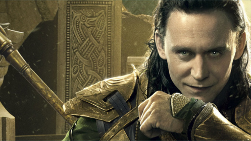 14 Characters You Hate to Love & Love to Hate - #14 Tom Hiddleston as Loki