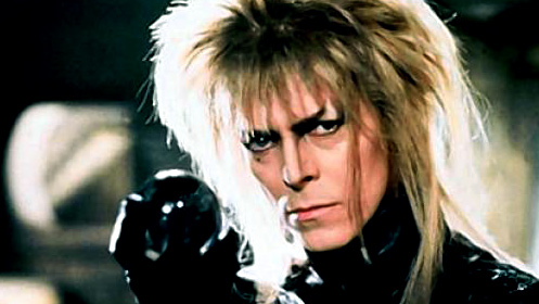14 Characters You Hate to Love & Love to Hate - #3 David Bowie as Jareth, The Goblin King